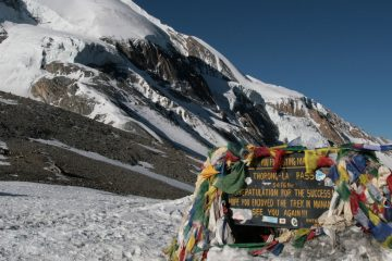 Annapurna Circuit Trek ''Thorong La Pass''