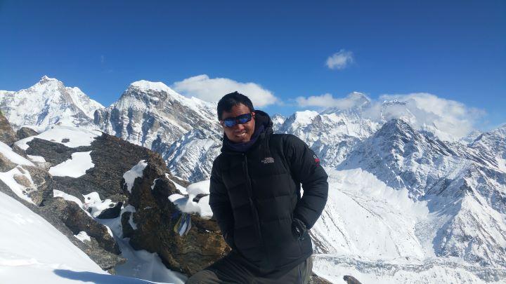 Everest Gokyo Lake Trek